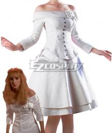Identity V Edward Scissorhands Kim Boggs Cosplay Costume