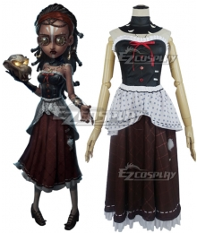 Identity V Enchantress Patricia Dorval Halloween Cosplay Costume