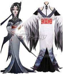 Identity V Geisha Michiko Manchurian Crane Halloween Cosplay Costume