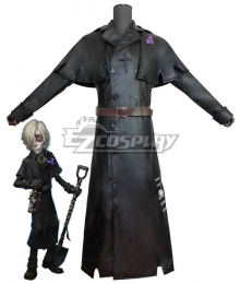Identity V Embalmer Aesop Carl Man in Dream Halloween Cosplay Costume