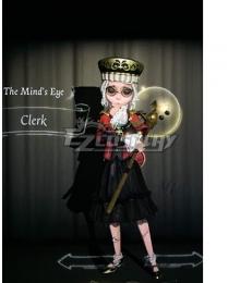 Identity V Margaretha Zelle Cosplay Costume