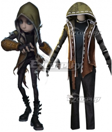 Identity V Mercenary Naib Subedar Halloween Cosplay Costume