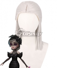 Identity V Perfumer Vera Nair Fatal Affection Halloween White Cosplay Wig