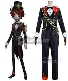 Identity V Postman Victor Grantz Keyboard Halloween Cosplay Costume