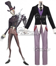 Identity V The Ripper Jack White Tentacle Halloween Cosplay Costume