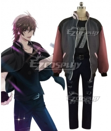 Idolish 7 Mido Torao Cosplay Costume