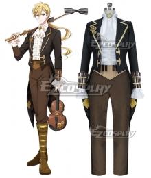 Idolish 7 Rokuya Nagi Cosplay Costume