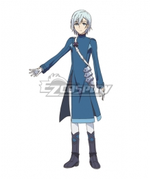 Infinite Dendrogram Rook Holmes Cosplay Costume