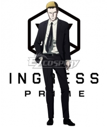 Ingress Jack Norman Cosplay Costume
