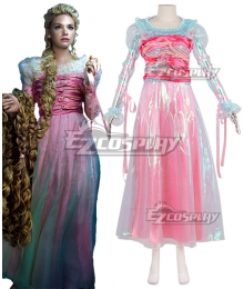 Into the Woods Rapunzel Cosplay Costume
