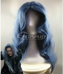 Into the Woods The Witch Blue Cosplay Wig