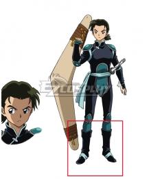 Inuyasha Yashahime : Princess Half-Demon Hisui Black Shoes Cosplay Boots