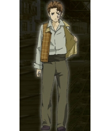 Jacuzzi Cosplay Costume from Baccano