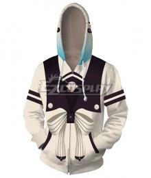 Jibaku Shounen Hanako-Kun Yashiro Nene Coat Hoodie Cosplay Costume