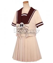 Jibaku Shounen Hanako-Kun Yashiro Nene JK Cosplay Costume