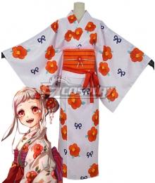 Jibaku Shounen Hanako-kun Yashiro Nene Yukata Cosplay Costume