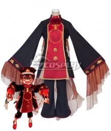 Jibaku Shounen Hanako-kun Toilet-bound Hanako Kun Yugi Amane Koi Cosplay Costume