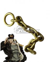 JoJo's Bizarre Adventure: Diamond Is Unbreakable Kujo Jotaro Chain Cosplay Accessory Prop