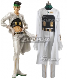 JoJo's Bizarre Adventure: Diamond is Unbreakable Rohan Kishibe Cosplay Costume - C Edition