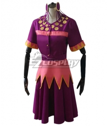 JoJo's Bizarre Adventure Female Joseph Joestar Tequila Girl Cosplay Costume