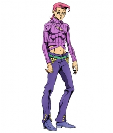 JoJo's Bizarre Adventure: Golden Wind Vinegar Doppio Diavolo Cosplay Costume