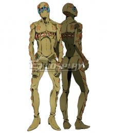 Jojo'S Bizarre Adventure: Golden Wind Secco Cosplay Costume