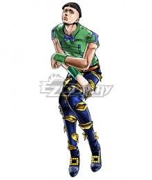JoJo's Bizarre Adventure:JoJolion Joshu Higashikata Cosplay Costume