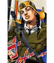 JoJo's Bizarre Adventure:JoJolion Norisuke Higashikata IV Cosplay Costume