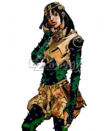 JoJo's Bizarre Adventure:JoJolion Yotsuyu Yagiyama Cosplay Costume