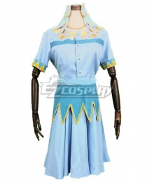 Jojo'S Bizarre Adventure: Phantom Blood Joseph Joestar Tequila Blue Cosplay Costume