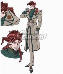 JoJo's Bizarre Adventure Kakyoin Noriaki New Cosplay Costume