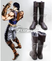 JoJo's Bizarre Adventure Phantom Blood Jonathan Joestar Shoes Cosplay Boots