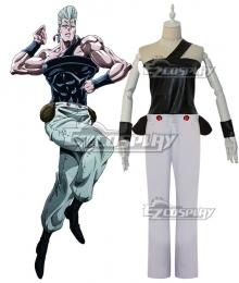 JoJo's Bizarre Adventure: Stardust Crusaders Jean Pierre Polnareff Cosplay Costume