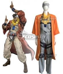 JoJo's Bizarre Adventure: Stardust Crusaders Muhammad Avdol Cosplay Costume