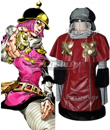 JoJo's Bizarre Adventure: Steel Ball Run Hot Pants Cosplay Costume