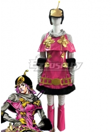 JoJo's Bizarre Adventure: Steel Ball Run Hot Pants Cosplay Costume