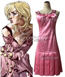 JoJo's Bizarre Adventure: Steel Ball Run Lucy Steel Cosplay Costume