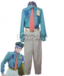 Jojo'S Bizarre Adventure : Unbreakble Diamond Rohan Kishibe Sketch Cosplay Costume