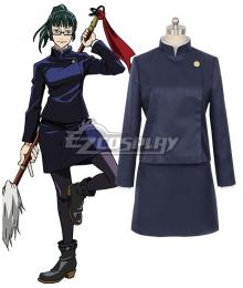 Jujutsu Kaisen Sorcery Fight Maki Zenin Cosplay Costume