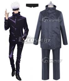 Jujutsu Kaisen Sorcery Fight Satoru Gojo Anime Cosplay Costume