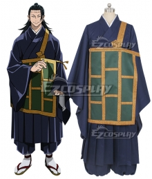 Jujutsu Kaisen Sorcery Fight Suguru Geto Robe Cosplay Costume