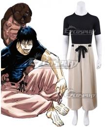 Jujutsu Kaisen Sorcery Fight Toji Fushiguro Cosplay Costume