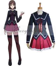 K School Uniform Cosplay Costume