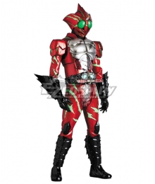 Kamen Rider Amazon Alfa Full Armor Cosplay Costume