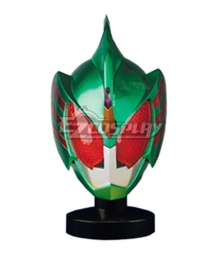Kamen Rider Amazon Alfa Helmet Mask Cosplay Accessory Prop