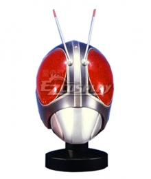 Kamen Rider Black RX Helmet Mask Cosplay Accessory Prop