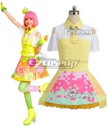 Kamen Rider Ex-Aid Asuna Karino Poppy Pipopapo Cosplay Costume