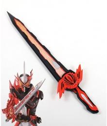 Kamen Rider Saber Sword Cosplay Weapon Prop