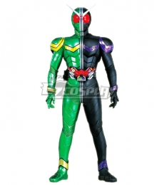 Kamen Rider W Full Armor Cosplay Costume