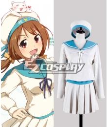 Kantai Collection Rekushi Sailor Uniform Cosplay Costume